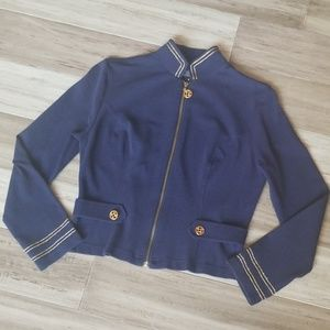 Vintage PG Collections by Ginger Bort Zip Jacket